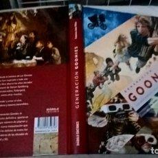 Libros: LIBRO DIABOLO: GENERACION GOONIES. Lote 176871075