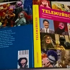 Libros: LIBRO DIABOLO: TELEMUÑECOS. Lote 176871148