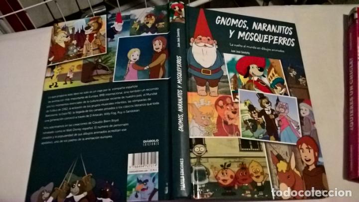 LIBRO DIABOLO: GNOMOS, NARANJITOS Y MOSQUEPERROS (Libros Nuevos - Historia - Otros)