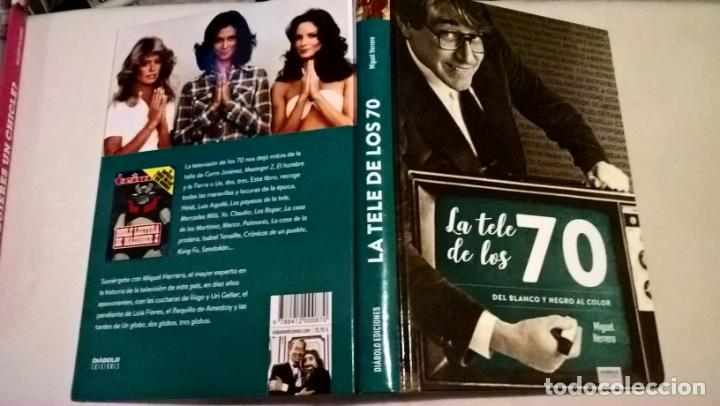 LIBRO DIABOLO: LA TELE DE LOS 70 (Libros Nuevos - Historia - Otros)