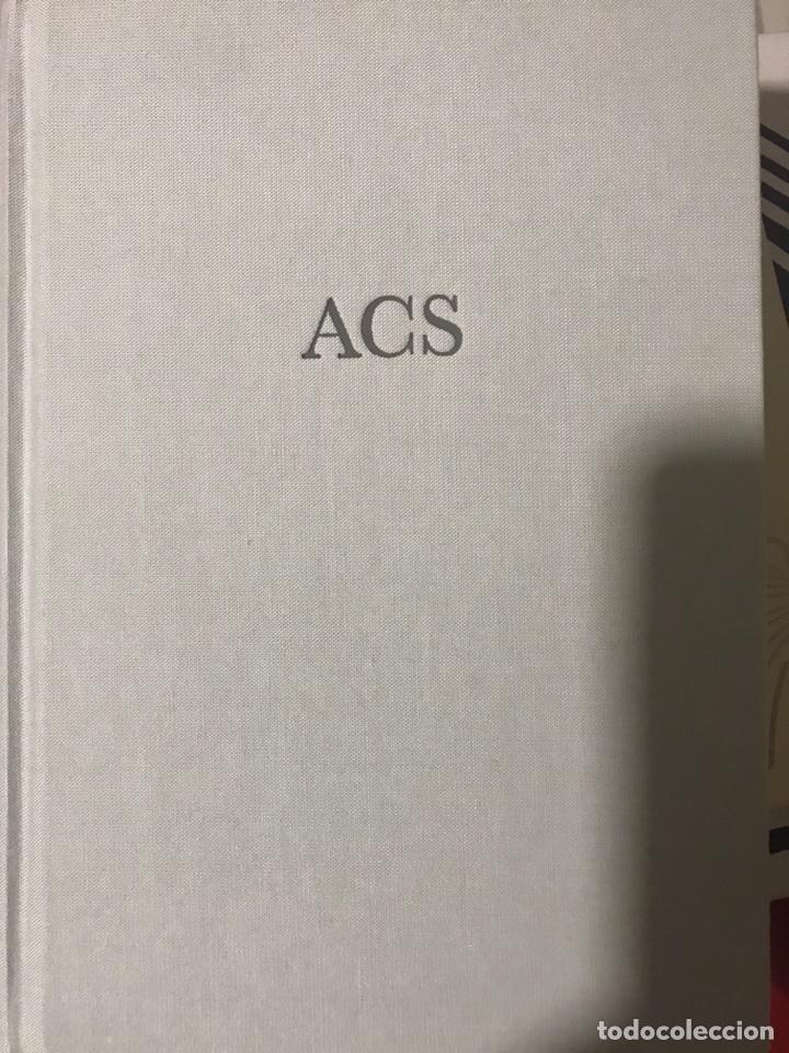ACS. ACTIVIDADES DE CONSTRUCCIÓN Y SERVICIOS DESDE 1873 (Libros Nuevos - Historia - Otros)