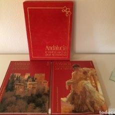Libros: LIBROS ANDALUCÍA CONTADA POR SI MISMA. Lote 178368502