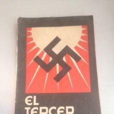 Libros: EL TERCER REICH. Lote 178735546