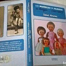 Libros: LIBRO DIABOLO: LAS MUÑECAS DE FAMOSA SE DIRIGEN... (1957-1969). Lote 195089708