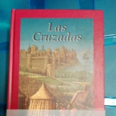 Libros: LAS CRUZADAS. Lote 179050620