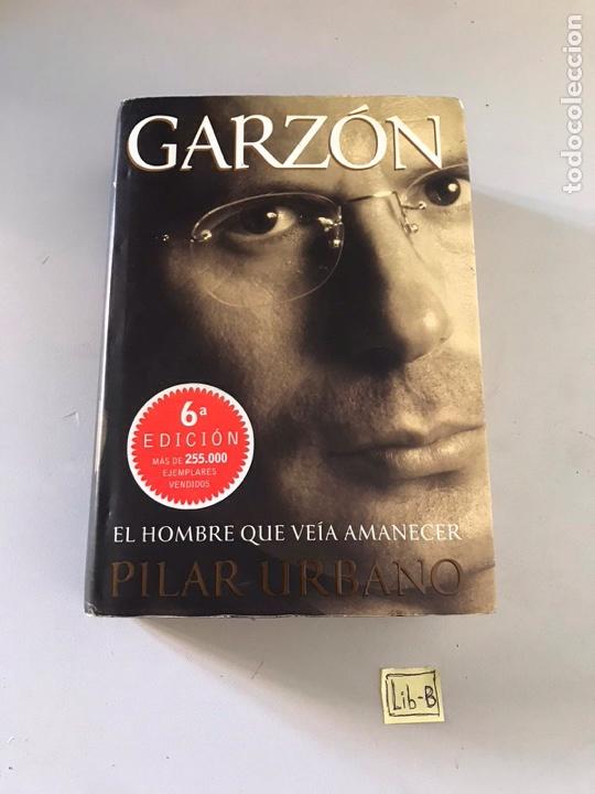 GARZÓN (Libros Nuevos - Historia - Otros)