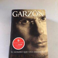 Libros: GARZÓN. Lote 179550842