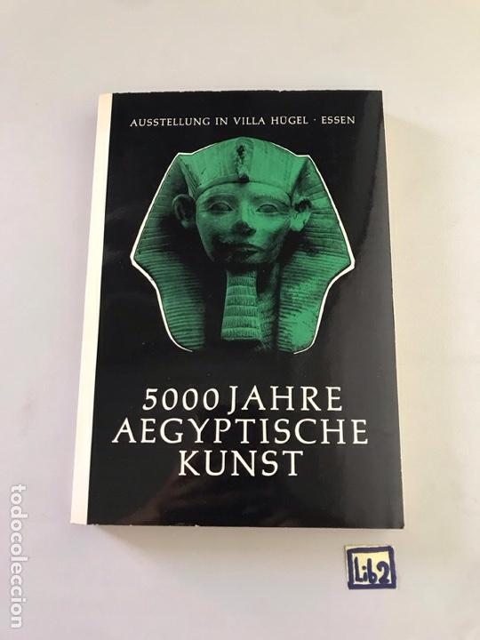 5000 JAHRE AEGYPTISCHE KUNST (Libros Nuevos - Historia - Otros)