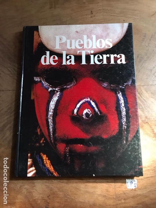 PUEBLOS DE LA TIERRA (Libros Nuevos - Historia - Otros)