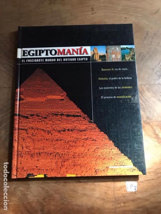 EGIPTOMANÍA (Libros Nuevos - Historia - Otros)
