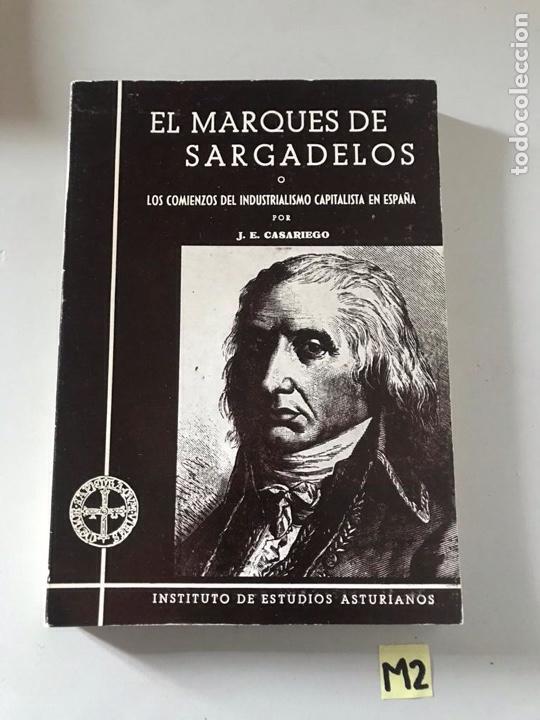 EL MARQUÉS DE SARGADELOS (Libros Nuevos - Historia - Otros)