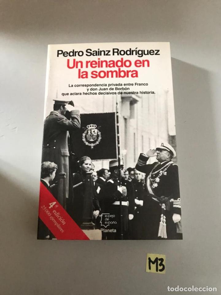 UN REINADO EN LA SOMBRA (Libros Nuevos - Historia - Otros)