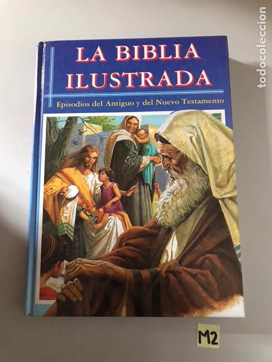 LA BIBLIA ILUSTRADA (Libros Nuevos - Historia - Otros)