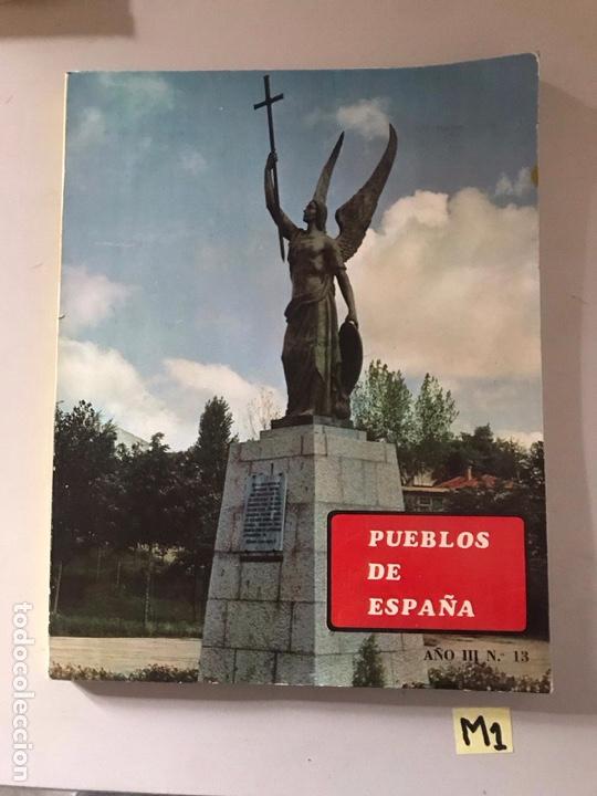 PUEBLOS DE ESPAÑA (Libros Nuevos - Historia - Otros)