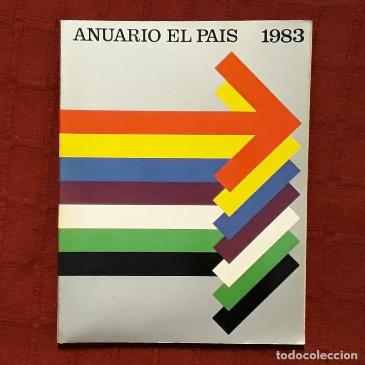 Libros: ANUARIO EL PAÍS AÑOS 1983, 1985, 1994, 1995 Y 1998. - Foto 2 - 180947638