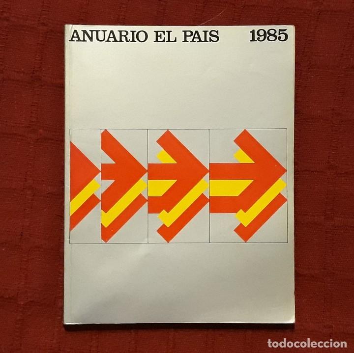 Libros: ANUARIO EL PAÍS AÑOS 1983, 1985, 1994, 1995 Y 1998. - Foto 3 - 180947638