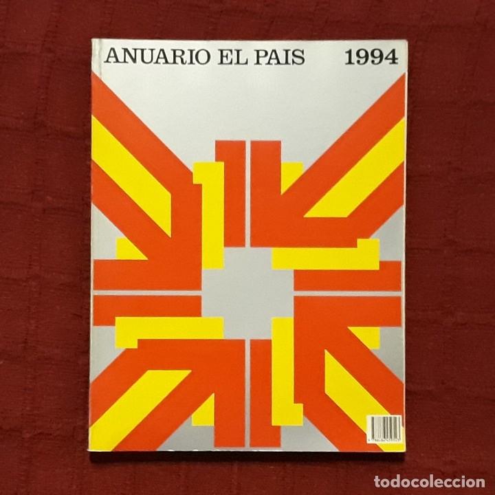 Libros: ANUARIO EL PAÍS AÑOS 1983, 1985, 1994, 1995 Y 1998. - Foto 4 - 180947638
