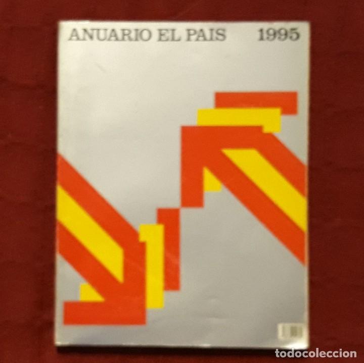 Libros: ANUARIO EL PAÍS AÑOS 1983, 1985, 1994, 1995 Y 1998. - Foto 5 - 180947638