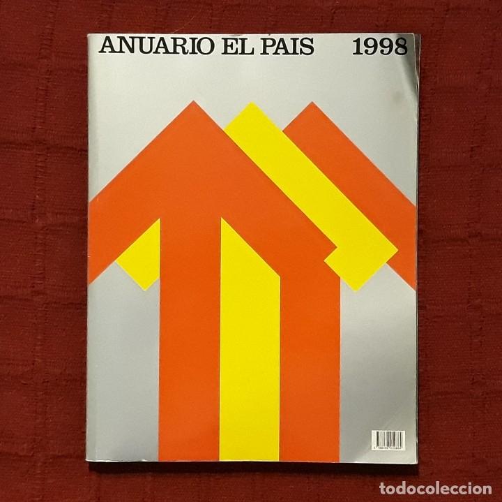 Libros: ANUARIO EL PAÍS AÑOS 1983, 1985, 1994, 1995 Y 1998. - Foto 6 - 180947638