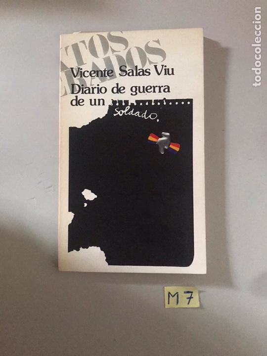 DIARIO DE GUERRA DE UN SOLDADO (Libros Nuevos - Historia - Otros)