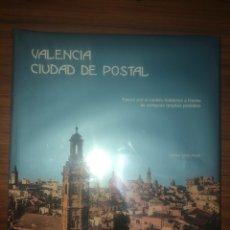 Libros: VALENCIA CIUDAD DE POSTAL-AÑO 2005.. Lote 181765946