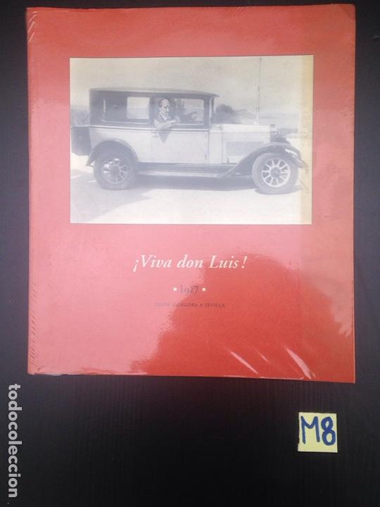 HOMENAJE A GÓNGORA - ¡VIVA DON LUIS! 1927 - SEVILLA - RESIDENCIA DE ESTUDIANTES - GENERACIÓN DEL (Libros Nuevos - Historia - Otros)