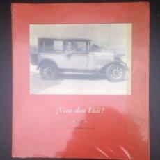 Libros: HOMENAJE A GÓNGORA - ¡VIVA DON LUIS! 1927 - SEVILLA - RESIDENCIA DE ESTUDIANTES - GENERACIÓN DEL. Lote 182039977