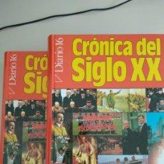 Libros: CRÓNICA DEL SIGLO XX. Lote 183259585