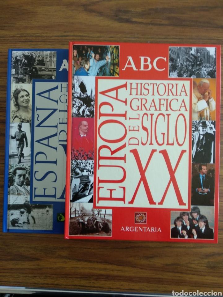 HISTORIA GRÁFICA DEL SIGLO XX DE ESPAÑA Y EUROPA. (Libros Nuevos - Historia - Otros)