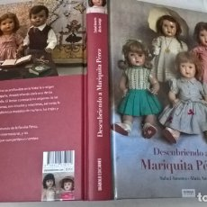 Libros: LIBRO DIABOLO: DESCUBRIENDO A MARIQUITA PEREZ. Lote 183282797