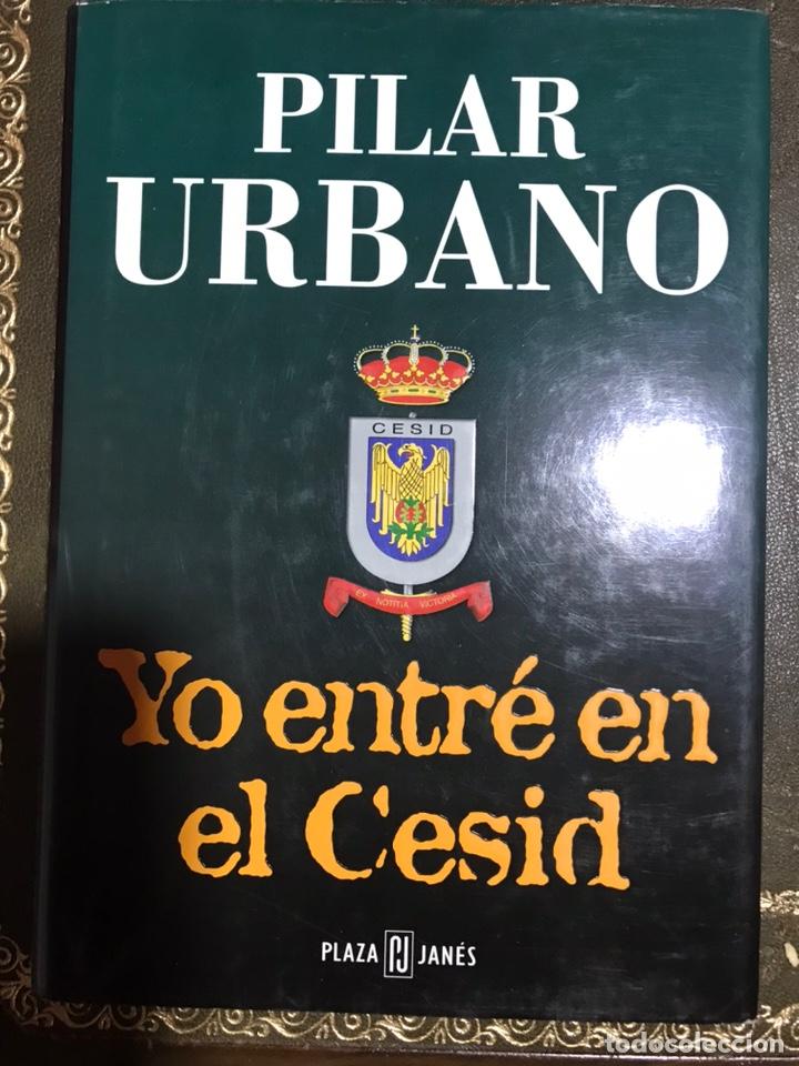 YO ENTRÉ EN EL CESID PILAR URBANO (Libros Nuevos - Historia - Otros)