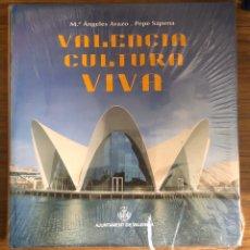 Libros: VALENCIA CULTURA VIVA-AÑO 2003.. Lote 183672311
