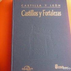 Libros: CASTILLOS Y FORTALEZAS DE CASTILLA Y LEÓN,EDILESA.1998. Lote 183682593