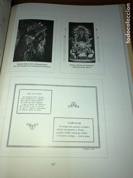 Libros: QUART CENTENARI DE LA SANTA TROBALLA DE LA NARE DE DEU DE CAMPANAR 1596-1996. - Foto 4 - 183706062