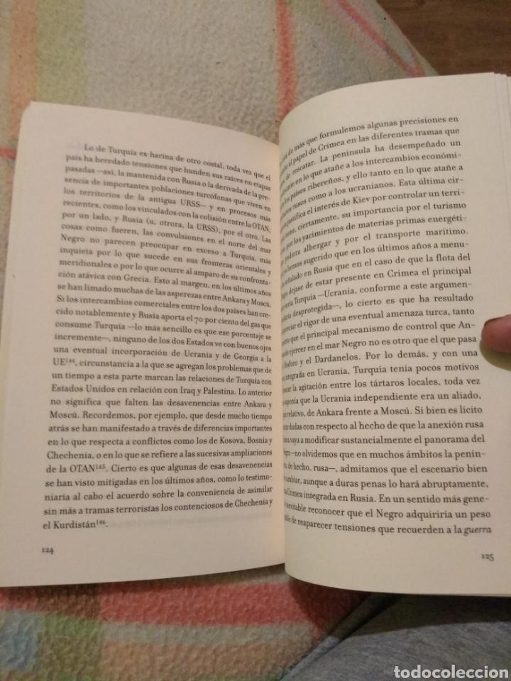 Libros: Rusia Frente a Ucrania, Carlos Taibo. - Foto 3 - 183746918