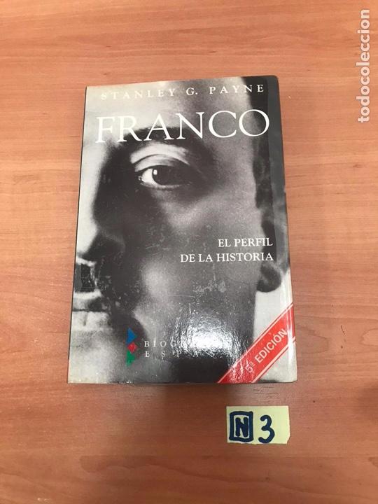 FRANCO (Libros Nuevos - Historia - Otros)