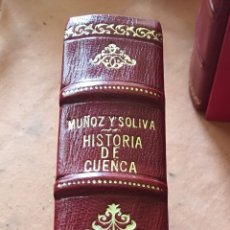 Libros: HISTORIA DE CUENCA 2 TOMOS 1866. Lote 184416348