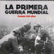 Libros: LA PRIMERA GUERRA MUNDIAL CUMPLE 100 AÑOS VOL. 3. MALESTAR EN EL FRENTE. Lote 190194162