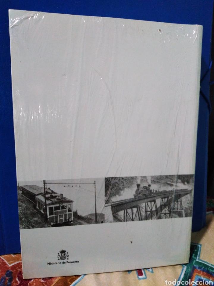 Libros: Historia de los ferrocarriles de iberoamerica ( 1837-1995 ) - Foto 2 - 192290195