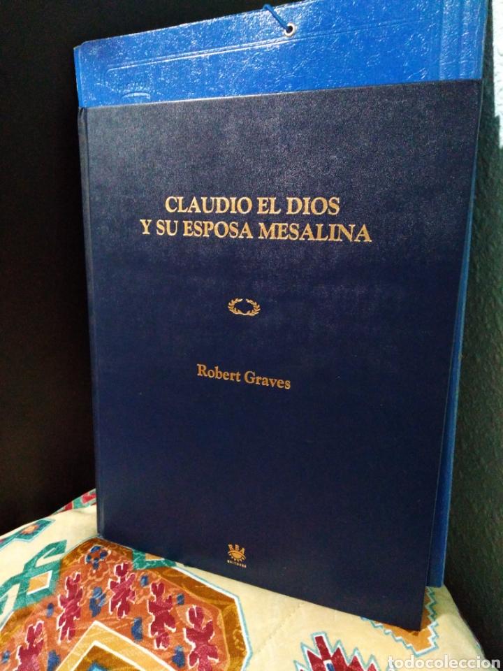 Libros: Lote de 2 libros ( Claudio el dios y su esposa mesalina y yo, Claudio ) - Foto 2 - 192350805