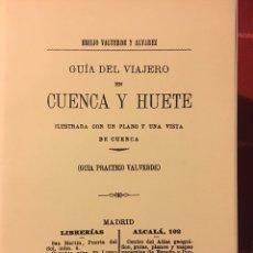 Libros: VIAJE DE CUENCA A HUETE. Lote 192511137