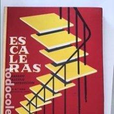 Libros: COLECCIÓN MONOGRAFÍAS DE LA CONSTRUCCIÓN CEAC. Lote 192624857