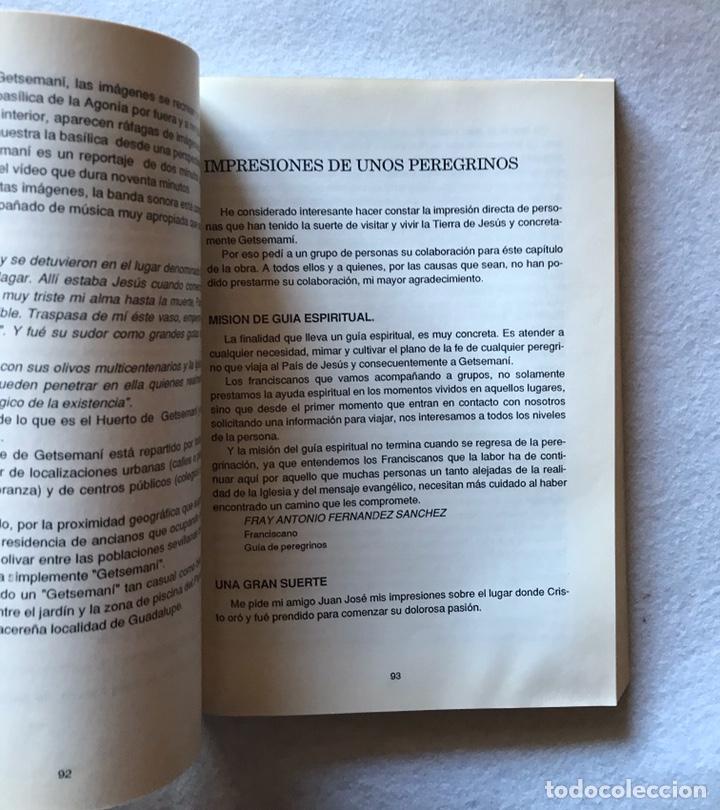 """Libros: SEMANA SANTA SEVILLA. DOS HERMANAS. """"LA ORACIÓN EN EL HUERTO"""" José Juan Domínguez González. 1990. - Foto 4 - 193990980"""