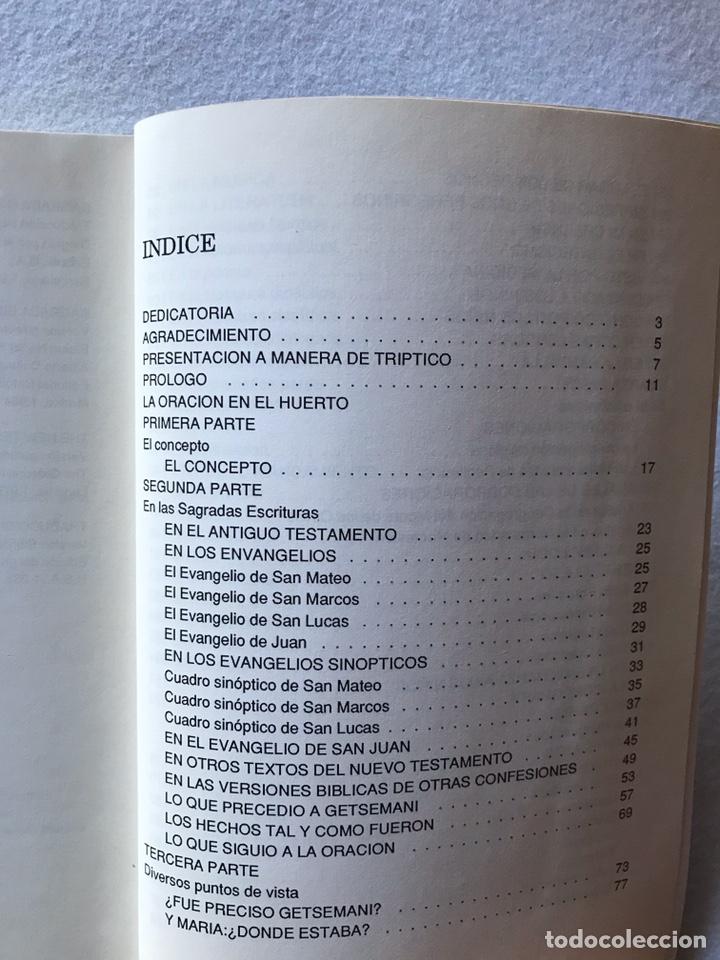 """Libros: SEMANA SANTA SEVILLA. DOS HERMANAS. """"LA ORACIÓN EN EL HUERTO"""" José Juan Domínguez González. 1990. - Foto 7 - 193990980"""
