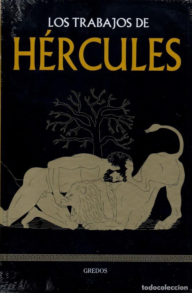 LOS TRABAJOS DE HERCULES - GREDOS, MITOLOGIA (PRECINTADO) (Libros Nuevos - Historia - Otros)