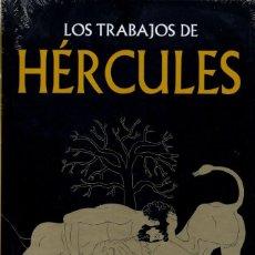 Libros: LOS TRABAJOS DE HERCULES - GREDOS, MITOLOGIA (PRECINTADO). Lote 194407050