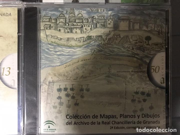 Libros: CATÁLOGO DE HIDALGUÍAS. REAL CHANCILLERIA DE GRANADA 4 CDS - Foto 5 - 194613400