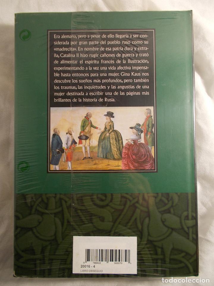 Libros: CATALINA LA GRANDE - GINA KAUS - EDICIÓN CÍRCULO DE LECTORES - Foto 2 - 205685122