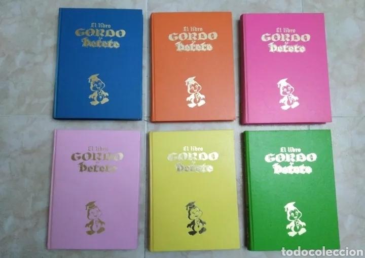 EL LIBRO GORDO DE PETETE ( COLECCIÓN COMPLETA 6 TOMOS ) (Libros Nuevos - Historia - Otros)