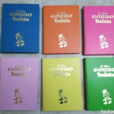 Libros: EL LIBRO GORDO DE PETETE ( COLECCIÓN COMPLETA 6 TOMOS ). Lote 195130290